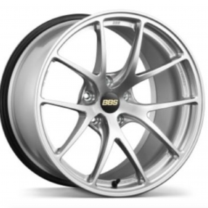 Supreme Power Wheels BBS RIA Diamond Silver