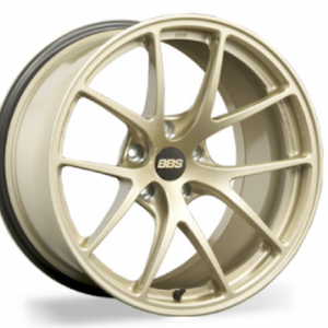 Supreme Power Wheels BBS RIA Gold