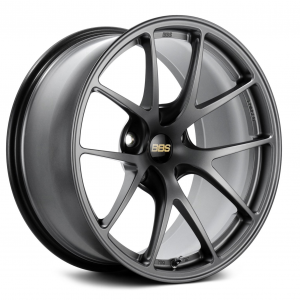 Supreme Power Wheels BBS RIA Matte Graphite