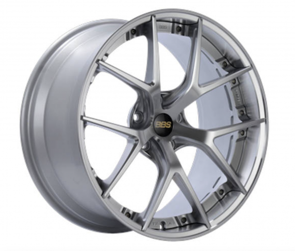 Supreme Power Wheels BBS RIS Diamond Silver