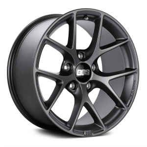 Supreme Power Wheels BBS SR Satin Gray
