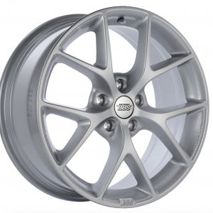 Supreme Power Wheels BBS SR Sport Silver