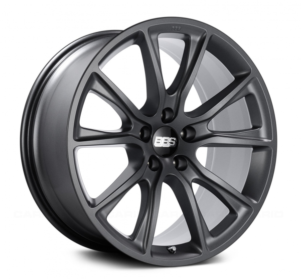 Supreme Power Wheels BBS SV Titanium