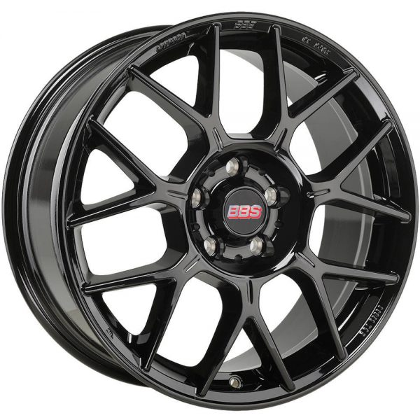 Supreme Power Wheels BBS XR Gloss Black