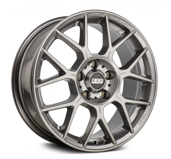Supreme Power Wheels BBS XR Platinum Gloss